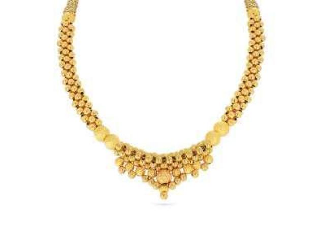 Buy Trendy Necklace Designs Online with Upto 15% Off At Candere