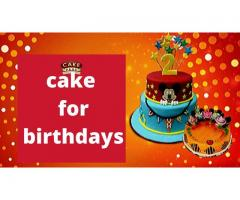 Order Birthday Cakes in Chennai